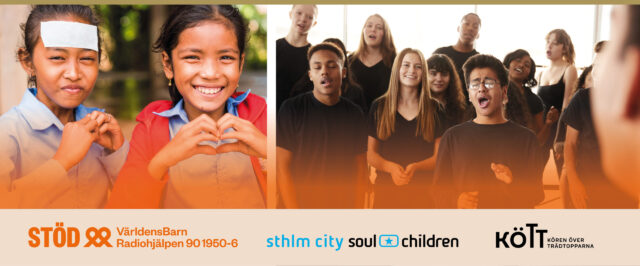 Concert for the benefit of the children of the world!