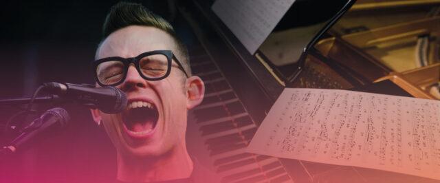 Sångafton med elever från Musikskolans Sångakademi