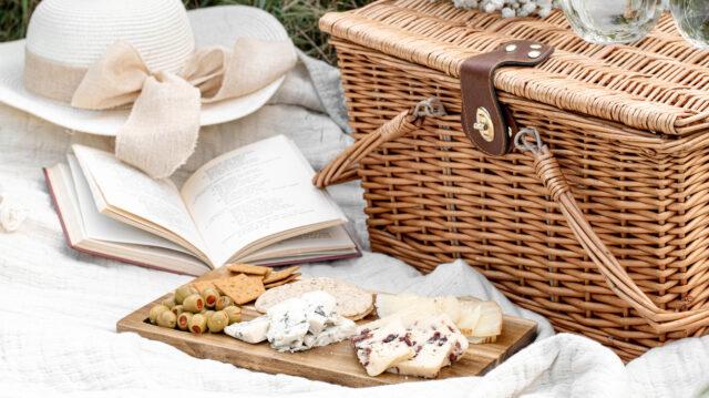 Sommar picknick i parken!