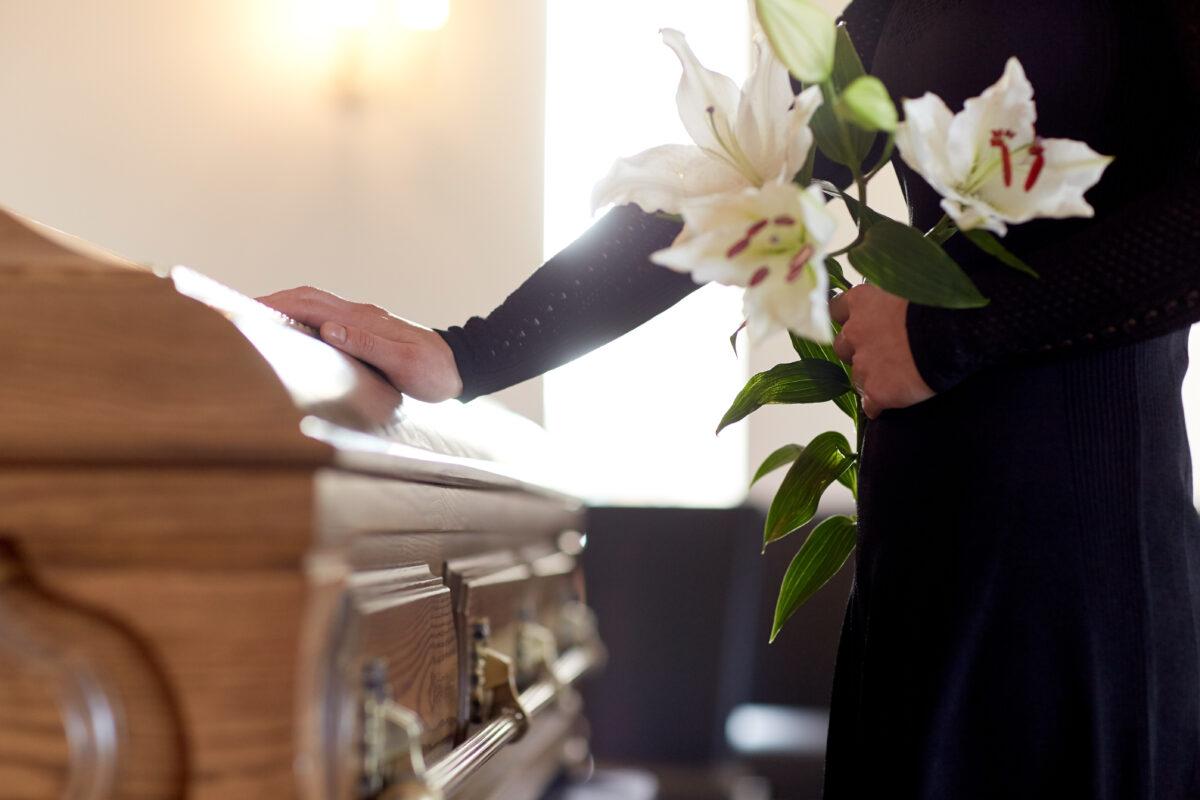 Begravning i stockholm