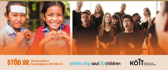 Konsert till förmån för Världens barn!